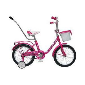 """Велосипед детский STELS Magic с ручкой 14"""""""