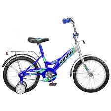 "Велосипед детский STELS Orion Talisman chromе ( хром) 16""."