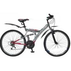 """Велосипед горный TSUNAMI 686 (24"""" 18ск 2-х подвесной)"""