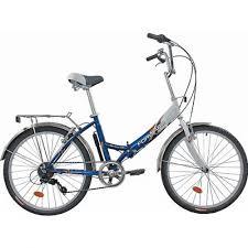 """Велосипед городской SEVILLA 462 скл.(24"""" 6ск)"""